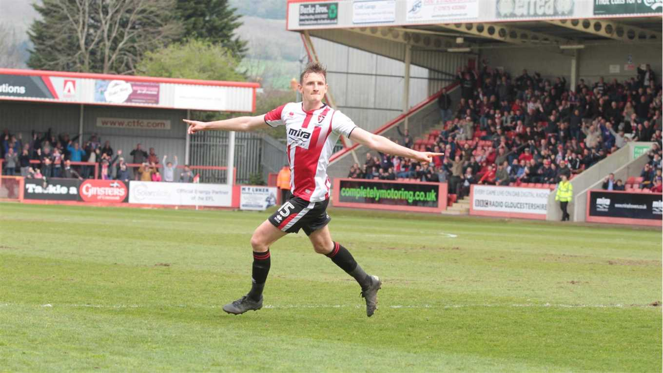 Will Boyle Dedicates his Goal Against Grimsby to a Close Friend ...