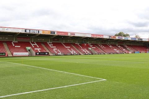 Tickets - Cheltenham Town FC